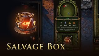Path of Exile: Salvage Box