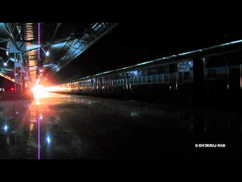 EMD Engine Sound Experience: Twin WDG4s at 3 A.M.