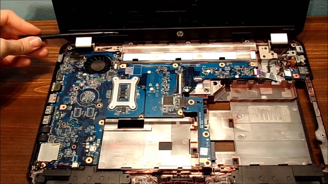 How To Fix Your Video Cable On Hp Laptop Pavilion G6 Youtube G60 Lcd Wiring Diagram