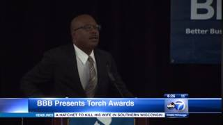 Chicago BBB Torch Awards - 2014