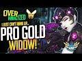 Overwatch Coaching - PRO Gold Widow?! I can't rank up... [OverAnalyzed]