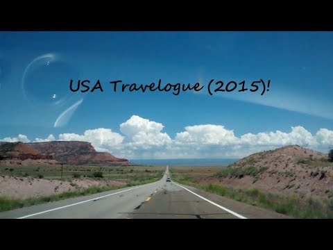 Travel Video | United States of America (USA) | Year 2015