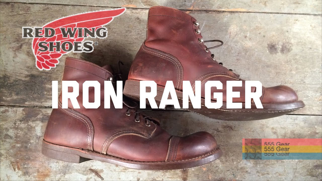 Review: Red Wing Iron Ranger 6