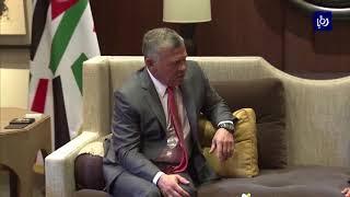 جلالة الملك يؤكد أهمية حماية الهوية العربية لمدينة القدس ومقدساتها الإسلامية والمسيحية