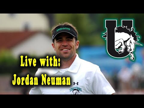 Live Interview with Jordan Neuman Head Coach of The Schwabisch Hall Unicorns