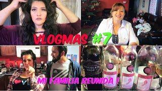 Vlogmas # 7| Carne asada juntos con mi familia!