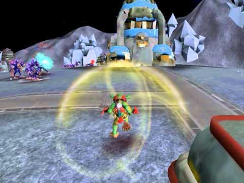 Spore Galactic Adventures gameplay