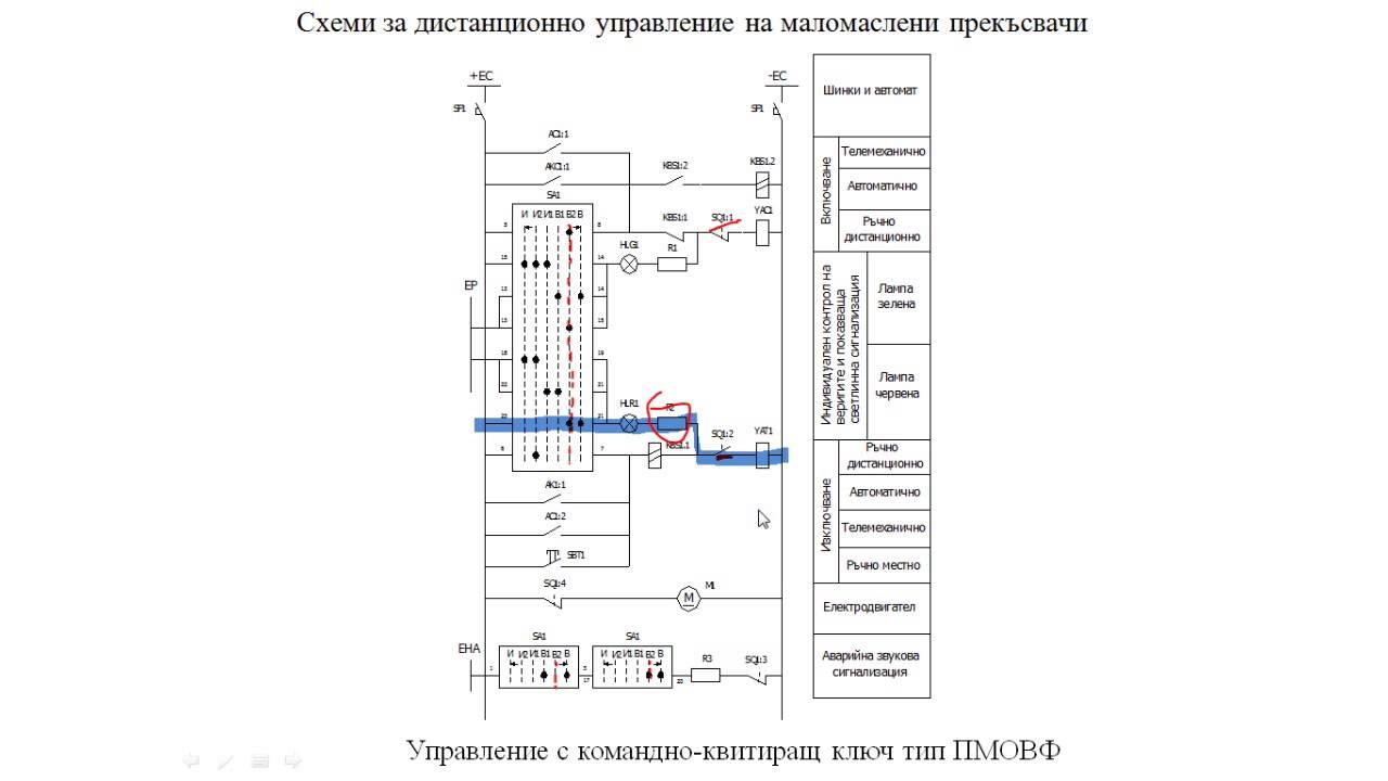Medium Voltage Circuit Breaker Secondary Diagrams