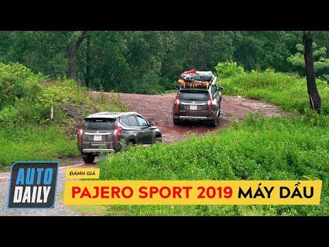 Đánh giá xe Mitsubishi Pajero Sport 2019 máy dầu 1 cầu: Ngẫu hứng và trải nghiệm khó quên