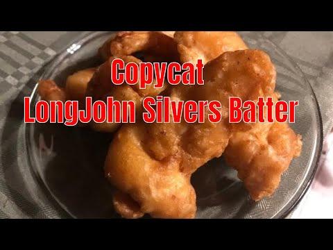 Copycat Long John Silvers Batter