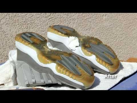 Restoration 2-5: Sea Glow Time Lapse on the AJ 11 Cool Grey