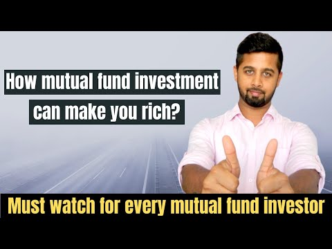 How can you create wealth with mutual fund Investment? | How a recession can make you rich?