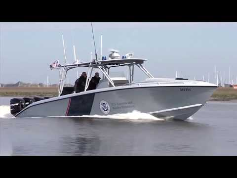 US Customs and Border Protection  Exercise US Military Navy