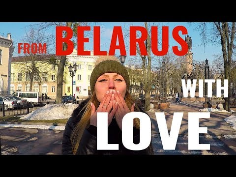 Brest, Belarus. Un-banned from an unknown land!