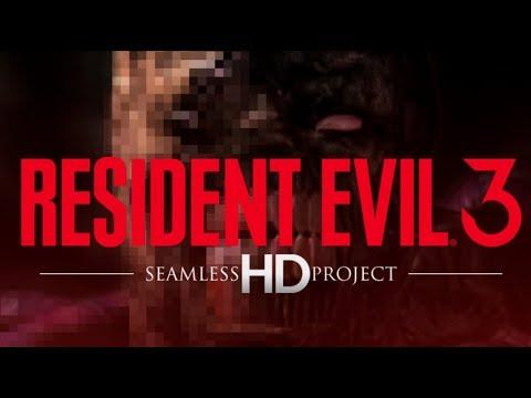 Resident Evil 3: Nemesis - Seamless HD Project - BRAND NEW HD MOD! (1080p)