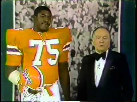 College Football AP All American Team 1984   Bob Hope
