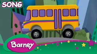 Barney - Wheels On The Bus (SONG)