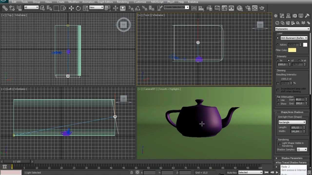 3ds Max Tutorial Mental Ray Render Setup Part 1 Youtube