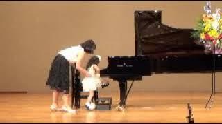 カワイ音楽教室 初めてのピアノの発表会 ドナルドじいさん メリーさんの...