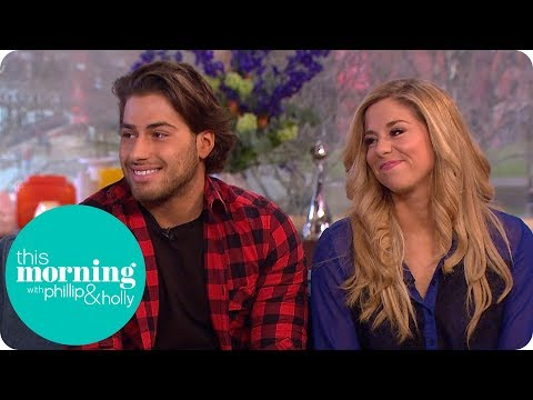 Love Island's Kem's Car Is Still Stuck in a Ditch! | This Morning