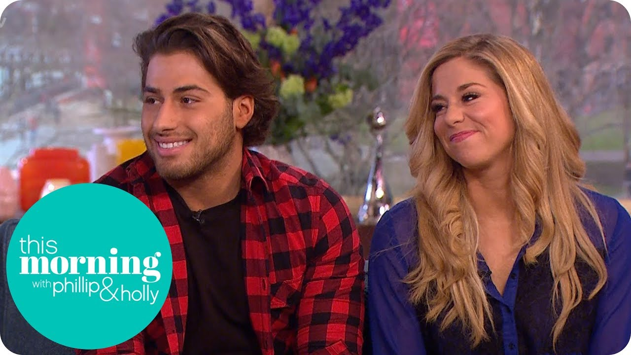 Love Island's Kem's Car Is Still Stuck in a Ditch!   This Morning