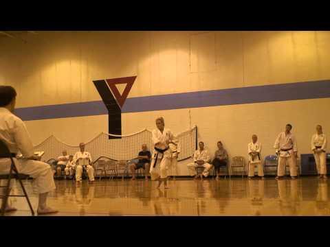 Kelly Doohen - Shotokan 2009