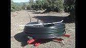Malco Uncoiler Set Up - YouTube