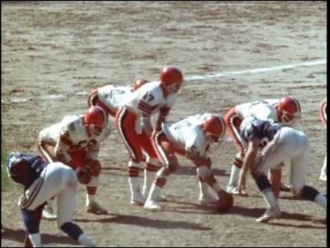 1979 Colts at Browns Game 3