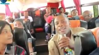 Ma story ya Baba Levo Ndani ya bus la Fiesta (2014)