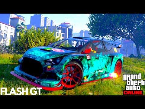 VAPID FLASH GT CUSTOMIZATION PRICE GTA 5 ONLINE DLC UPDATE