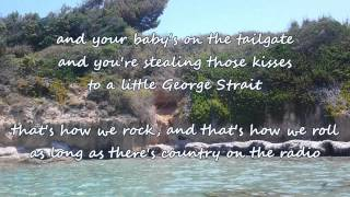 Blake Shelton - Country on the Radio (with lyrics)