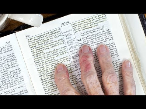 An Orthodox Jew from Israel Asks About Isaiah 53