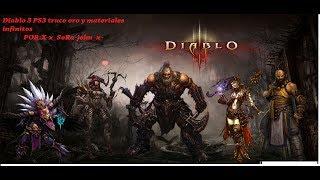 Video Diablo 3 ps3 truco de oro y materiales infinitos download MP3, 3GP, MP4, WEBM, AVI, FLV Agustus 2017