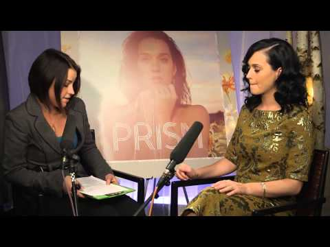 Fresh FM interview with Katy Perry