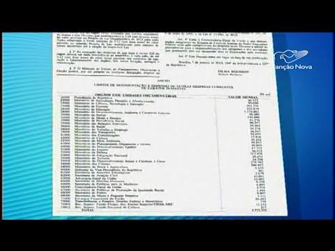 Ministérios sofrem cortes de gastos; Educação perde R$ 7 bi - CN Notícias
