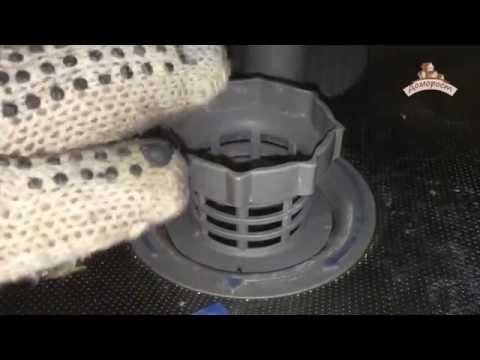 Самостоятельное обслуживание посудомоечной машины Bosch
