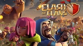 Clash of clans : latest attack || Clash of clans most trophies won