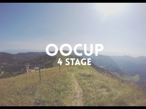 Orienteering run on OOcup 2016
