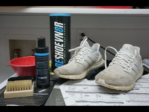 How To Clean White Adidas Ultra Boost With Reshoevn8r