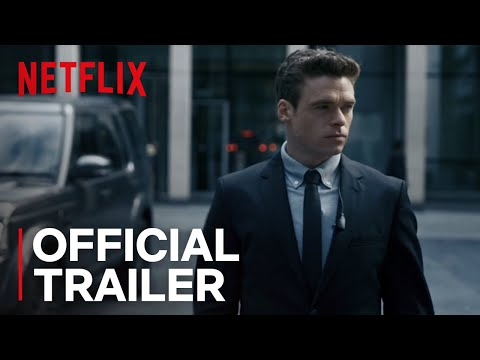 Bodyguard | Official Trailer [HD] | Netflix