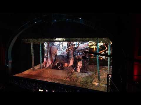 E3, презентация Sony, часть первая, эпичная - God of War, все плачут!