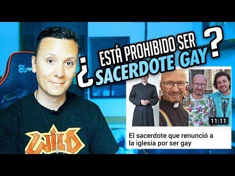 El SACERDOTE que RENUNCIÓ a la iglesia POR SER GAY (LUISITO COMUNICA) | SACERDOTE REACCIONA