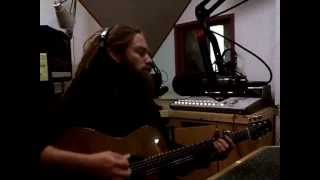 "Mike Love ""No More War"" live on air 90.7 KBOO"