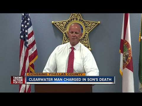1-year-old drowns in bathtub, Clearwater father charged with Aggravated Manslaughter