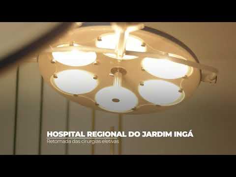 Retomada das cirurgias eletivas no HRJI ✅