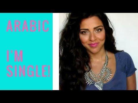 Arabic Beginner Lesson #40 - I'm single!!