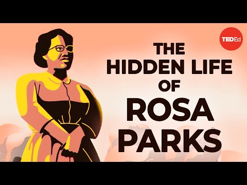 Video image: The hidden life of Rosa Parks - Riché D. Richardson