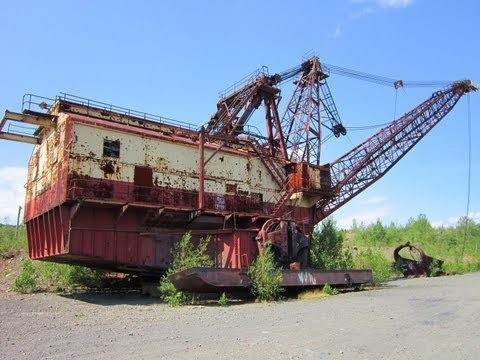 Bucyrus-Erie 1150-B Documentary