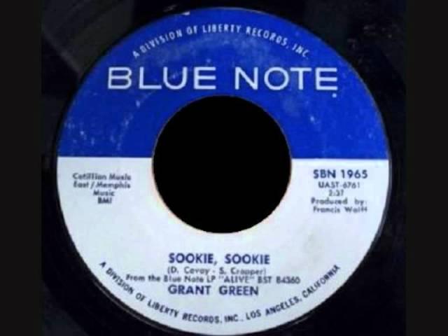 GRANT GREEN - Sookie Sookie