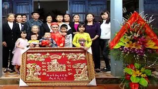 Mừng Thọ Cụ Dương Văn Khiều tuổi 85 - Xuân Mậu Tuất 2018